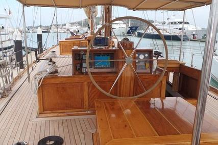 Custom Ketch Classic Yacht 28m for sale in Thailand for €1,315,000 (£1,131,319)