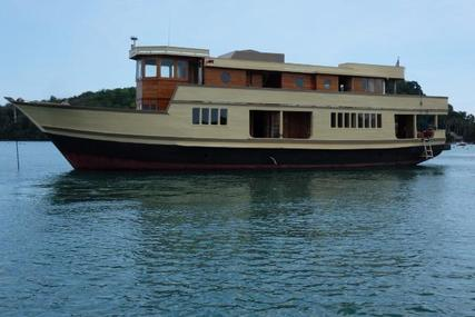 Custom 28m Teak Charter Vessel for sale in Thailand for €480,000 (£436,940)