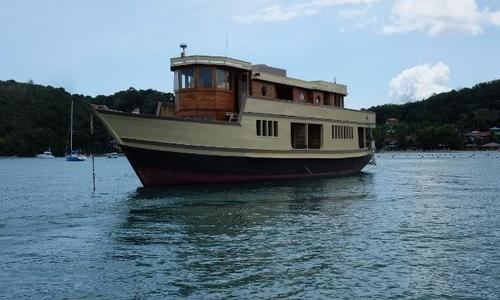 Image of Custom 28m Teak Charter Vessel for sale in Thailand for €480,000 (£416,128) Thailand