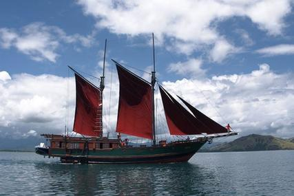 Phinisi Schooner for sale in Indonesia for €450,000 (£410,685)