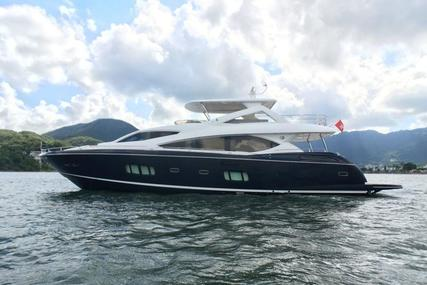 Sunseeker Manhattan 88 for sale in Hong Kong for $2,300,000 (£1,699,399)