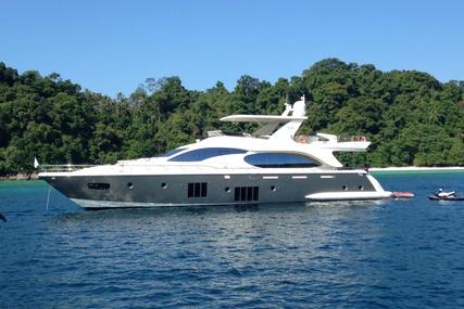 Azimut Yachts 88 for sale in Thailand for €2,480,000 (£2,260,258)