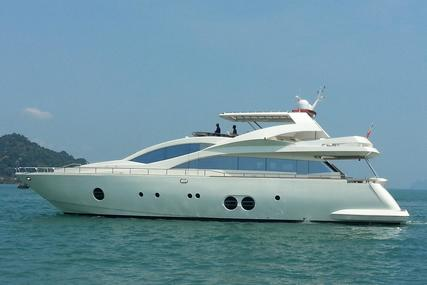Aicon 85 for sale in Malaysia for $1,800,000 (£1,272,759)