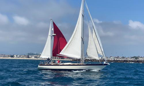 Image of Bruce Roberts 55 Ketch for sale in United States of America for $149,000 (£113,765) Marina Del Rey, CA, United States of America