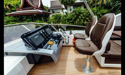 Image of Azimut Yachts 80 for sale in Thailand for $3,340,000 (£2,422,853) Phuket, , Thailand