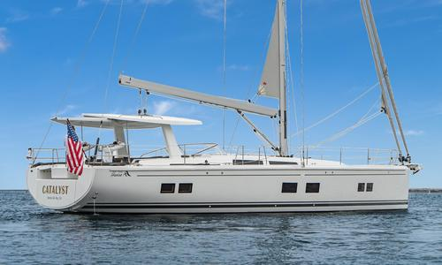 Image of Hanse 548 for sale in United States of America for $746,498 (£578,802) San Diego, CA, United States of America