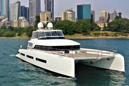 Lagoon SEVENTY 8 for sale in Australia for €4,370,000 (£3,988,209)