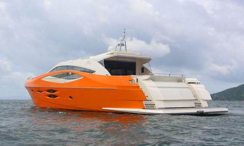 Image of Numarine 78HT for sale in Hong Kong for €799,950 (£733,260) Hong Kong