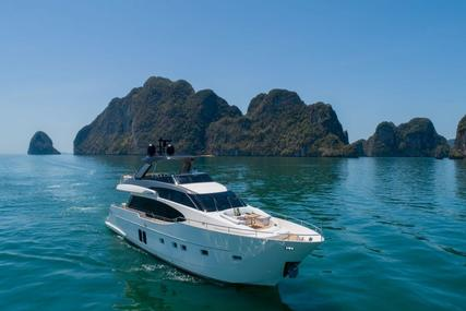 Sanlorenzo SL78 for sale in Thailand for P.O.A.