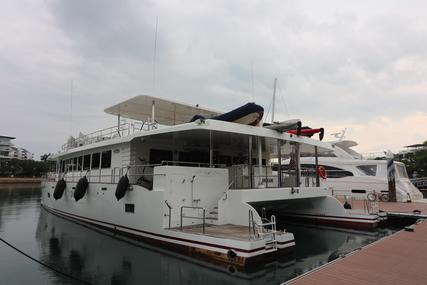 Prout 77 Power Catamaran for sale in Singapore for $3,200,000 (£2,477,451)