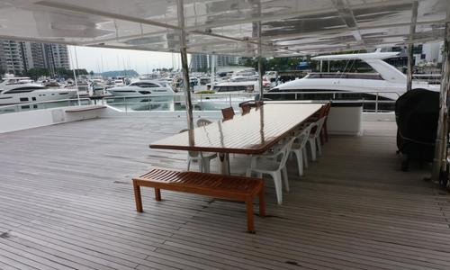Image of Prout 77 Power Catamaran for sale in Singapore for $3,200,000 (£2,510,789) Singapore