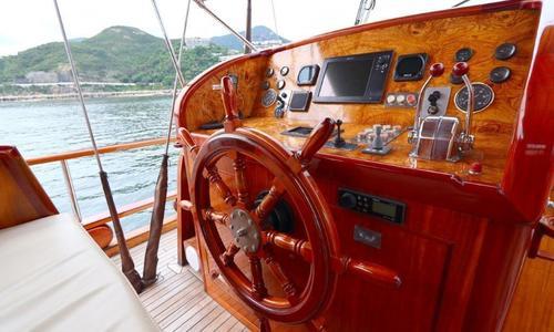Image of gulet Agantur for sale in Hong Kong for $1,750,000 (£1,333,537) Hong Kong