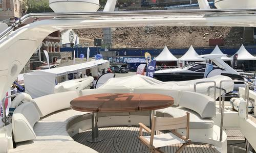 Image of Azimut Yachts 75 for sale in  for €950,000 (£824,767) Busan, Korea, Republic of,
