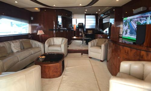 Image of Fairline Squadron 74 for sale in Hong Kong for $999,950 (£778,262) Sai Kung, , Hong Kong