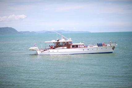VAN DEN AKKER Archer 6 Motor yacht for sale in Thailand for $350,000 (£255,415)