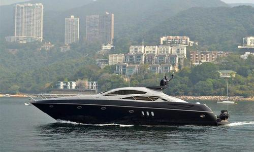 Image of Sunseeker Predator 72 for sale in Hong Kong for $638,000 (£494,677) Aberdeen, , Hong Kong