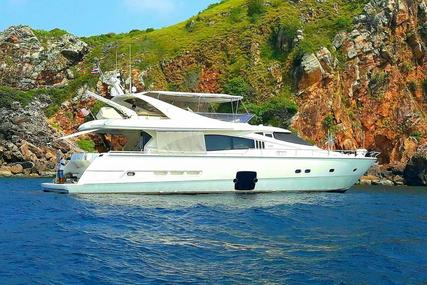 Ferretti 731 for sale in Singapore for $1,250,000 (£972,233)