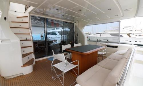 Image of Ferretti 731 for sale in Singapore for $1,250,000 (£913,636) Singapore