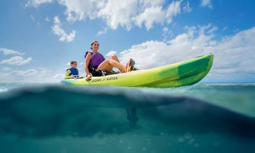 Image of Ocean Kayak Malibu Pedal for sale in United States of America for $2,200 (£1,754) Fort Lauderdale, FL, United States of America