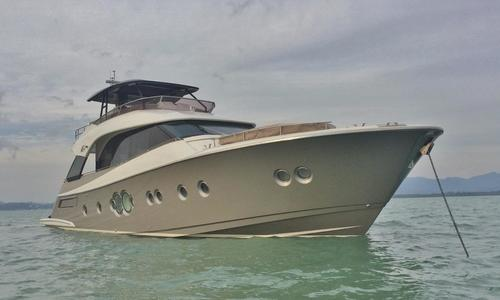 Image of MONTE CARLO YACHTS MCY 70 for sale in Thailand for €2,200,000 (£1,990,860) Phuket, , Thailand
