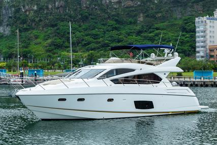Sunseeker Manhattan 63 for sale in Taiwan for $1,550,000 (£1,200,015)