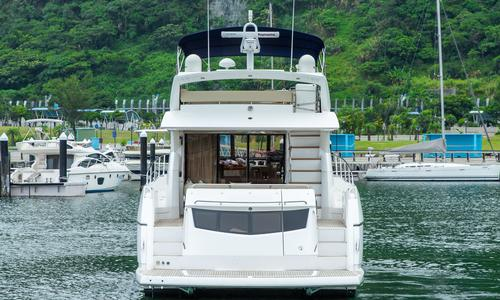 Image of Sunseeker Manhattan 63 for sale in Taiwan for €1,300,000 (£1,124,256) Taipei, , Taiwan