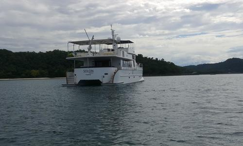 Image of Trawler Catamaran for sale in Thailand for €840,000 (£759,199) Phuket, , Thailand