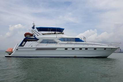 Princess 66 for sale in Malaysia for $390,000 (£277,910)