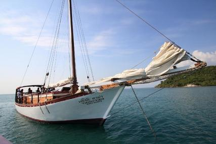 Custom 20m Teak Wood Sloop for sale in Thailand for $171,000 (£134,170)
