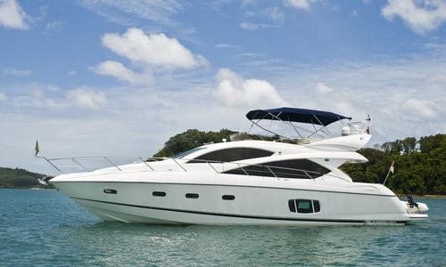 Image of Sunseeker Manhattan 60 for sale in Thailand for $699,000 (£535,899) Phuket, , Thailand