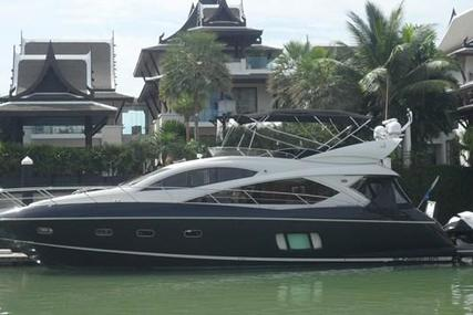 Sunseeker Manhattan 60 for sale in Thailand for $780,000 (£551,346)