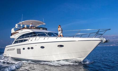 Image of Princess 62 Flybridge for sale in Thailand for £749,000 Phuket, , Thailand