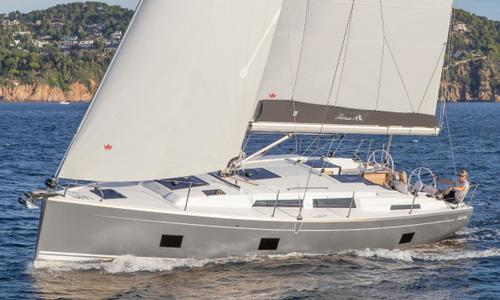 Image of Hanse 418 for sale in United States of America for $263,487 (£203,993) Seattle, WA, United States of America