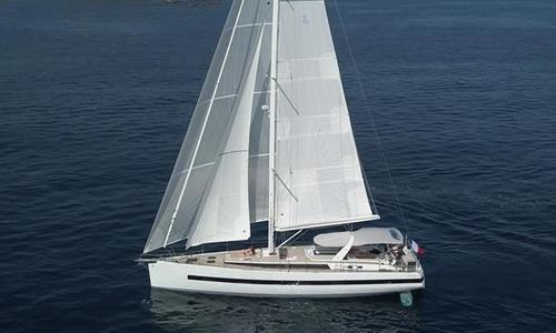 Image of Beneteau Oceanis Yacht 62 for sale in Spain for €1,095,000 (£1,003,712) Port Ginesta, , Spain