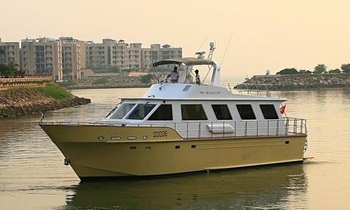 Image of Supercraft 62 Motor Yacht / Houseboat for sale in Hong Kong for $744,000 (£532,665) Hong Kong