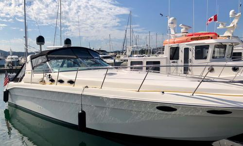 Image of Sea Ray 400 Express Cruiser for sale in United States of America for $149,900 (£115,589) Anacortes, WA, United States of America