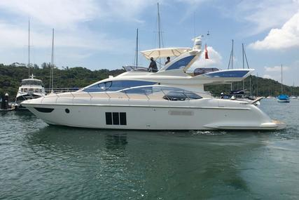 Azimut Yachts 60 for sale in Hong Kong for $1,050,000 (£757,062)