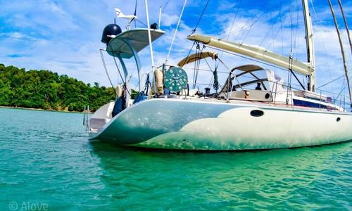 Image of Custom French build Sail Yacht for sale in Thailand for $599,000 (£437,019) Phuket, , Thailand