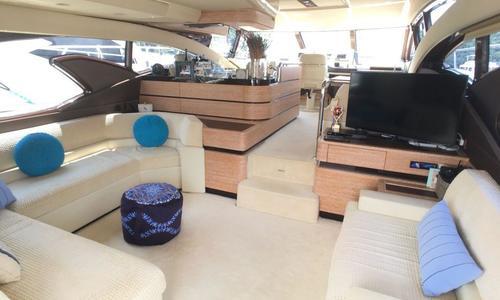 Image of Azimut Yachts 60 for sale in Hong Kong for $1,050,000 (£814,124) Hong Kong