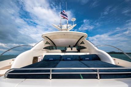 Princess V58 for sale in Thailand for €440,000 (£378,752)