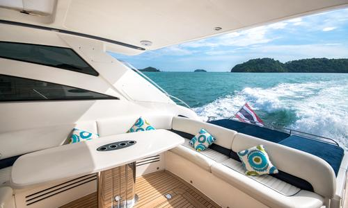 Image of Princess V58 for sale in Thailand for €440,000 (£395,680) Phuket, , Thailand