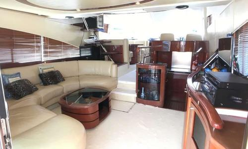 Image of Fairline Squadron 58 for sale in Hong Kong for $632,500 (£457,538) Hong Kong