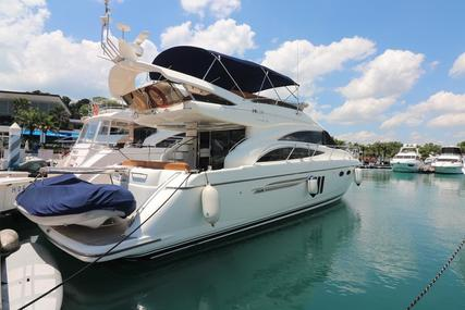 Princess 58 for sale in Singapore for $525,000 (£371,766)
