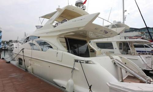 Image of Azimut Yachts 55 Evolution for sale in Thailand for €350,000 (£311,048) Phuket, , Thailand