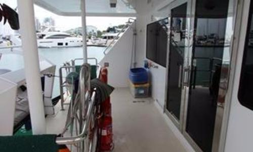 Image of Custom Power Catamaran for sale in Singapore for $590,000 (£423,698) Singapore