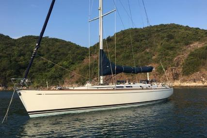 Nautor's Swan 56 for sale in Malaysia for $495,000 (£379,310)