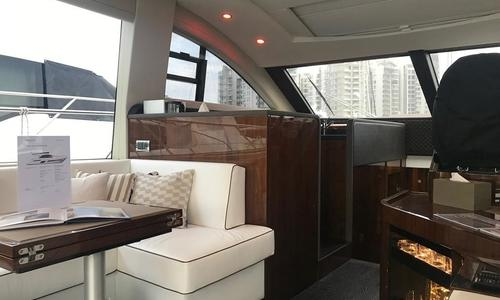Image of Fairline Squadron 53 for sale in Singapore for £1,150,000 Singapore