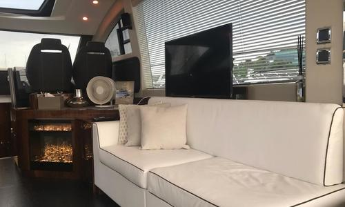 Image of Fairline Squadron 53 for sale in Singapore for $1,450,000 (£1,038,399) Singapore