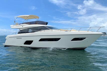 Ferretti Yachts 550 for sale in Hong Kong for $948,000 (£751,480)