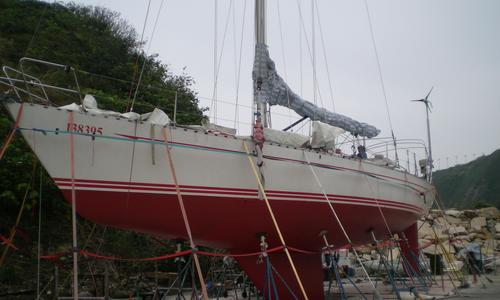 Image of Cheoy Lee Pedrick 55 for sale in Philippines for $329,000 (£254,713) Subic Bay, , Philippines